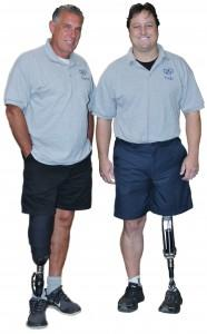 R3 Web Solutions supports the Amputee Walking School presented by paralympians Dennis Oehler and Todd Schaffhauser