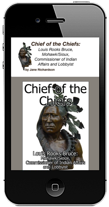 ChiefOfTheChiefs.com website created by R3 Web Solutions